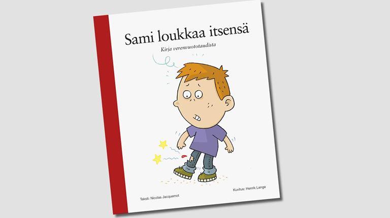 Sami loukkaa itsensä